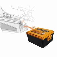 LionTron Lithium LifePO4 Battery 12,8 Volt 200h 2560Wh
