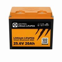 LionTron Lithium LifePO4 Battery 25,6 Volt 20Ah 512Wh