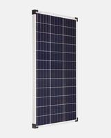 80 Watt Zonnepaneel Polykristal afm: 1000x510 mm.