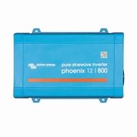 800W Omvormer 12V naar 230V Victron Phoenix 12/800