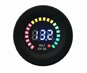 Topbox Batterij Monitor BW04 12 Volt