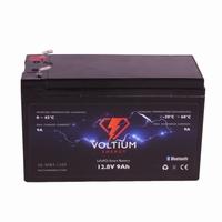 NRG LiFePO4 Lithium Batterij 12,8 Volt 9Ah 116Wh