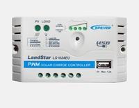 EPSolar LS1024EU 12V/24V 10A Laadregelaar | USB Aansluiting
