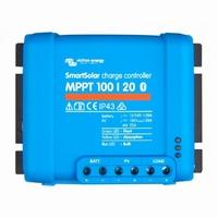 Victron SmartSolar MPPT 100/20 12V/24V 20A Laadregelaar