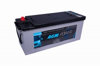 Intact AGM Power Accu 12 Volt 130 Ah