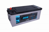 Intact AGM Power Accu 12 Volt 180 Ah