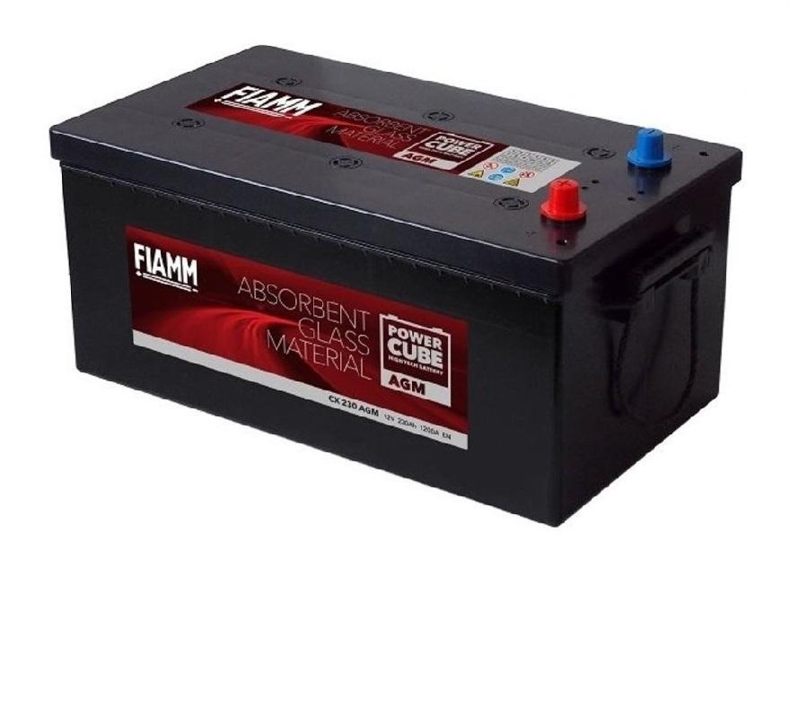 AGM Accu's FIAMM | 70Ah t/m 230Ah