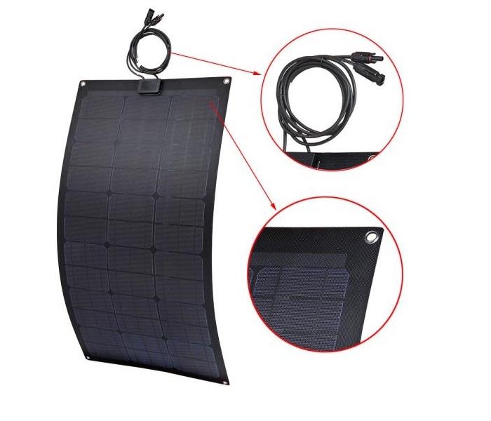 Flexibele Zonnepanelen 20W-180W
