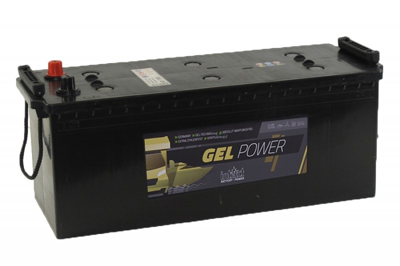 Intact GEL Power Accu's | 14Ah t/m 210Ah