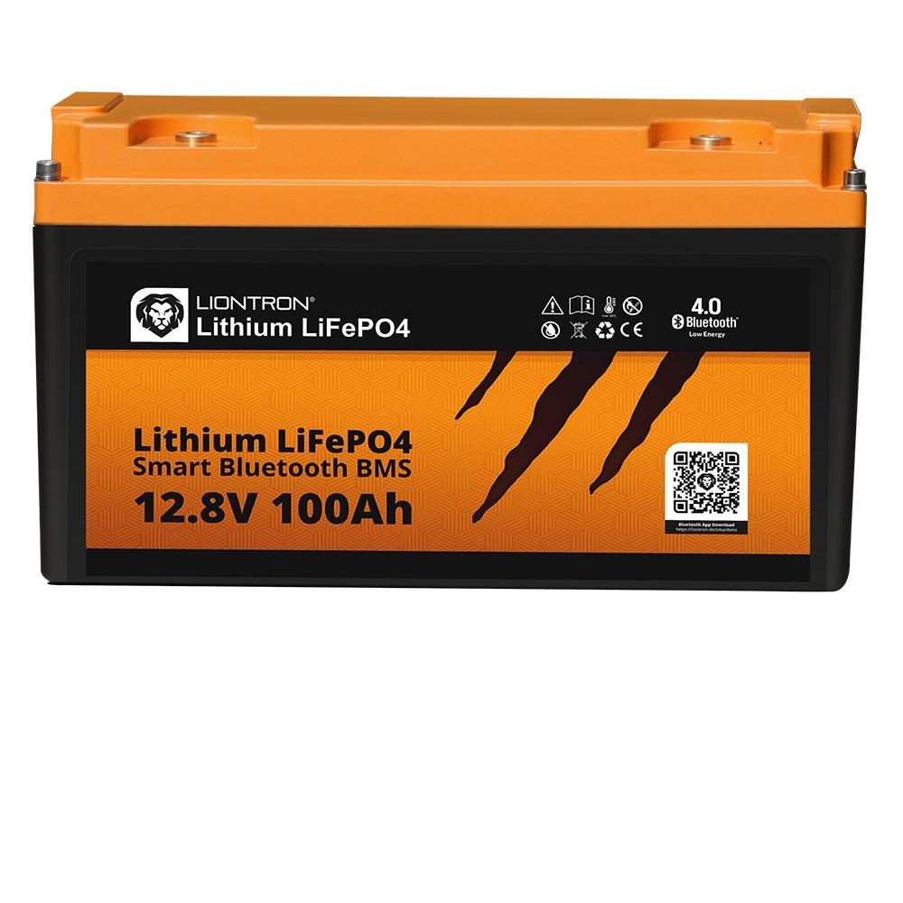 Liontron Lithium LiFePo4 Batterij   10Ah tm 200Ah