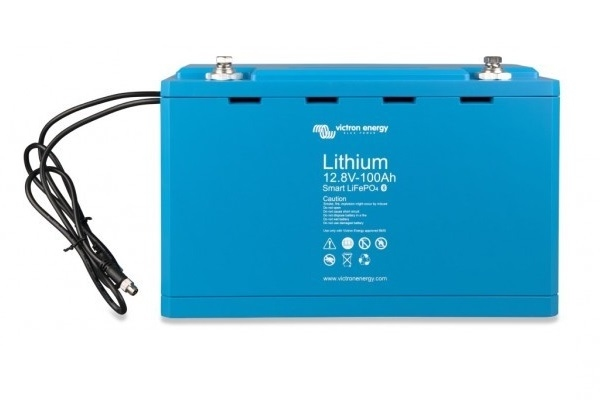 Lithium LiFePo4 Batterij Victron | 60 Ah tm 300Ah