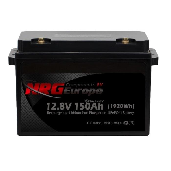 NRG Europe LiFePO4 Batterij | 9Ah tm 200Ah