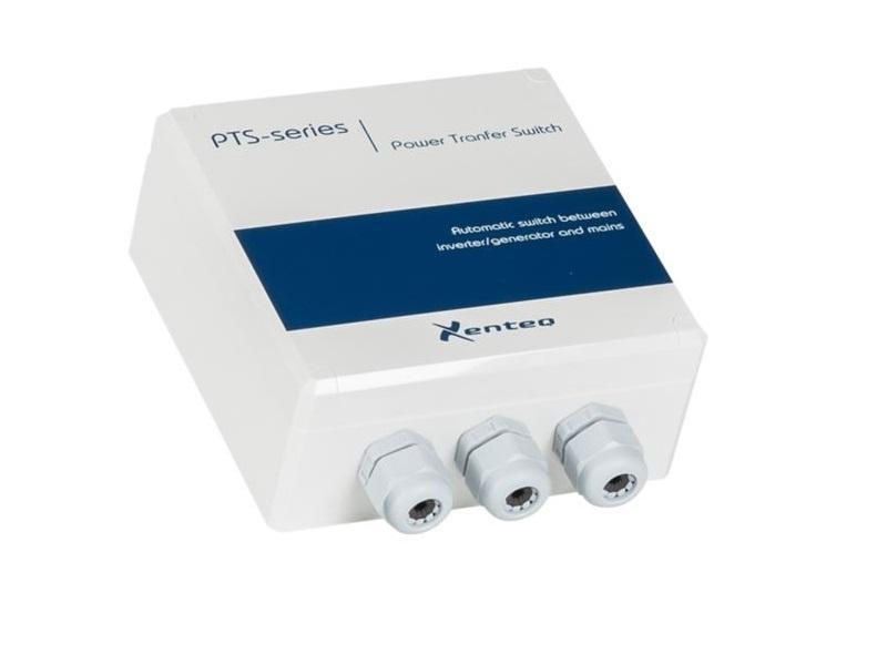 Omschakelautomaten Net 230V > Omvormer 230V Xenteq