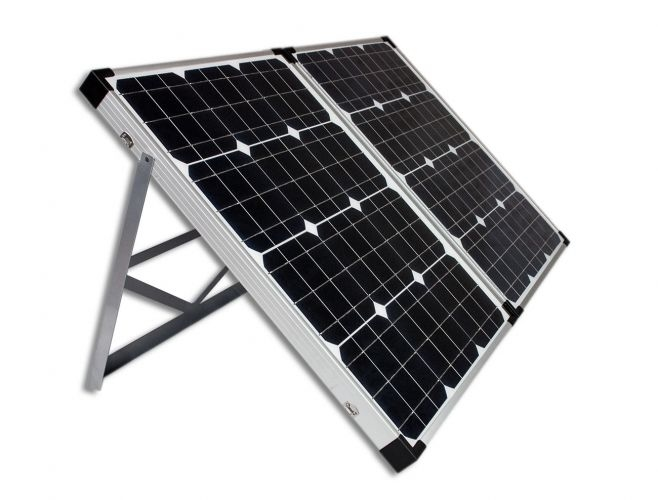 Portable Zonnepanelen