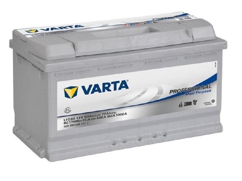 VARTA LFD Dual Purpose Accu's  | 60Ah t/m 230Ah