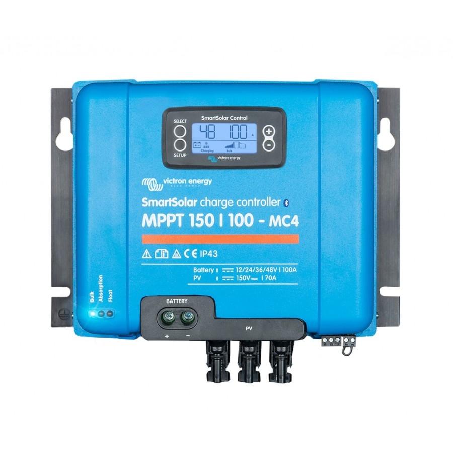 Victron SmartSolar MPPT TR Bluetooth Laadregelaars