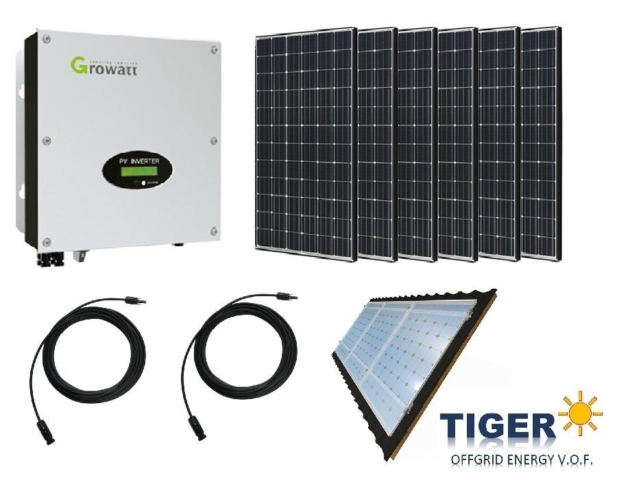 Zonne-Energie | 230V On-Grid