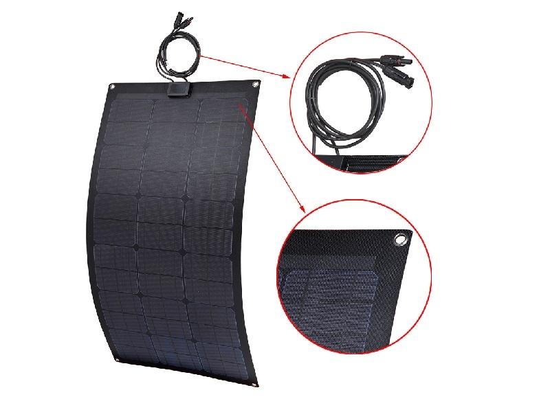 Zonnepanelen Flexibel 20W-180W